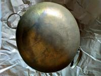 ขาย กระทะทองเหลือง 60 ปี เก่าแท้