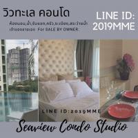Pattaya Beach Front, Condo Studio for Sale