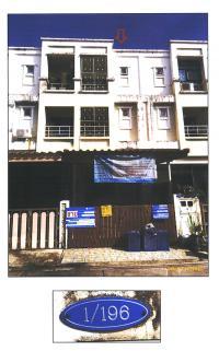 ขายทาวน์เฮ้าส์ แขวงคลองจั่น เขตบางกะปิ กรุงเทพมหานคร ขนาด 0-0-21.6 ของ ธนาคารกรุงไทย