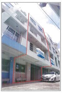 อาคารพาณิชย์หลุดจำนอง ธ.ธนาคารกรุงไทย แขวงสีลม เขตบางรัก กรุงเทพมหานคร