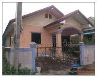 บ้านเดี่ยวหลุดจำนอง ธ.ธนาคารกรุงไทย หนองปรือ บางละมุง ชลบุรี