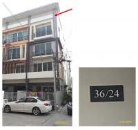 ขายอาคารพาณิชย์ แขวงคลองสองต้นนุ่น เขตลาดกระบัง กรุงเทพมหานคร ขนาด 0-0-21.2 ของ ธนาคารกรุงไทย