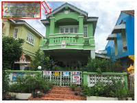 ขายบ้านแฝด ตำบลบางปลา อำเภอบางพลี สมุทรปราการ ขนาด 0-0-36 ของ ธนาคารกรุงไทย