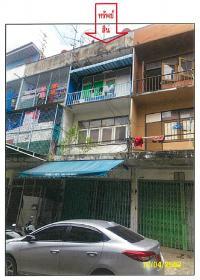 อาคารพาณิชย์หลุดจำนอง ธ.ธนาคารกรุงไทย แขวงบางบอน เขตบางบอน กรุงเทพมหานคร