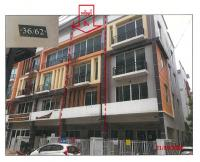 ขายอาคารพาณิชย์ แขวงคลองสองต้นนุ่น เขตลาดกระบัง กรุงเทพมหานคร ขนาด 0-0-20 ของ ธนาคารกรุงไทย