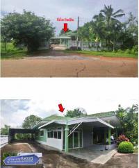 ขายที่ดินพร้อมสิ่งปลูกสร้าง ตำบลหนองโก อำเภอกระนวน ขอนแก่น ขนาด 0-2-54 ของ ธนาคารกรุงไทย