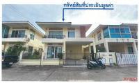 บ้านแฝดหลุดจำนอง ธ.ธนาคารกรุงไทย บางชัน คลองสามวา กรุงเทพมหานคร