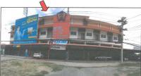 ตึกแถวหลุดจำนอง ธ.ธนาคารกรุงไทย ตำบลชนบท อำเภอชนบท ขอนแก่น
