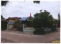 บ้านเดี่ยวหลุดจำนอง ธ.ธนาคารกรุงไทย ตำบลหนองกะขะ อำเภอพานทอง ชลบุรี