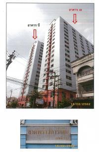 ขายคอนโดมิเนียม/อาคารชุด แขวงคลองจั่น เขตบางกะปิ กรุงเทพมหานคร ขนาด 34.2 (ตร.ม.) ของ ธนาคารกรุงไทย