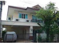 ขายบ้านแฝด ตำบลหลักหก อำเภอเมืองปทุมธานี ปทุมธานี ขนาด 0-0-35.8 ของ ธนาคารกรุงไทย