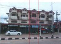 ขายตึกแถว ตำบลสระแก้ว อำเภอเมืองกำแพงเพชร กำแพงเพชร ขนาด 0-0-19.3 ของ ธนาคารกรุงไทย