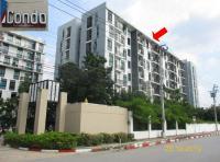 ขายคอนโดมิเนียม/อาคารชุด ตำบลบางเขน อำเภอเมืองนนทบุรี นนทบุรี ขนาด 31.51 (ตร.ม.) ของ ธนาคารกรุงไทย