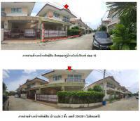 ขายบ้านแฝด ตำบลหลักหก อำเภอเมืองปทุมธานี ปทุมธานี ขนาด 0-0-36 ของ ธนาคารกรุงไทย