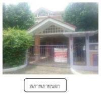 ขายบ้านเดี่ยว ตำบลบางคูวัด อำเภอเมืองปทุมธานี ปทุมธานี ขนาด 0-0-60 ของ ธนาคารกรุงไทย