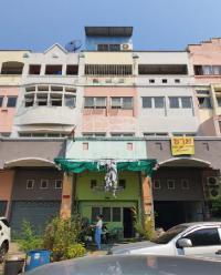 ขายอาคารพาณิชย์ ตำบลบางบัวทอง อำเภอบางบัวทอง นนทบุรี ขนาด 0-0-21 ของ ธนาคารกรุงไทย