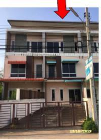 ขายทาวน์เฮ้าส์ ตำบลขามใหญ่ อำเภอเมืองอุบลราชธานี อุบลราชธานี ขนาด 0-0-32.3 ของ ธนาคารกรุงไทย