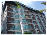 คอนโดมิเนียม/อาคารชุดหลุดจำนอง ธ.ธนาคารกรุงไทย แขวงคลองต้นไทร เขตคลองสาน กรุงเทพมหานคร