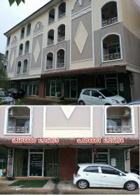 อาคารพาณิชย์หลุดจำนอง ธ.ธนาคารกรุงไทย ท่าโพธิ์ เมืองพิษณุโลก พิษณุโลก
