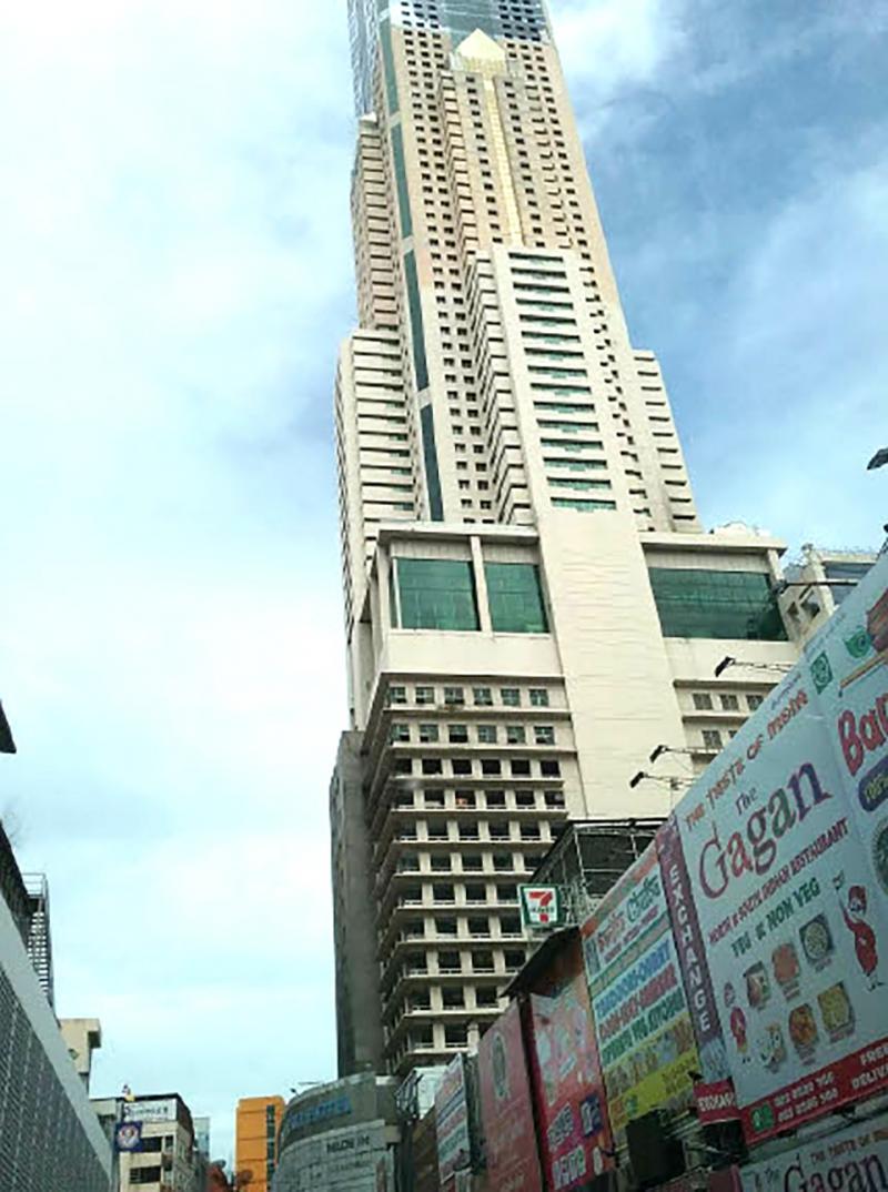 ถนนพญาไท ราชเทวี กรุงเทพมหานคร