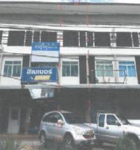 อาคารพาณิชย์หลุดจำนอง ธ.ธนาคารกรุงไทย เขาคันทรง ศรีราชา ชลบุรี