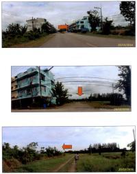 ที่ดินเปล่าหลุดจำนอง ธ.ธนาคารกรุงไทย บ้านนา เมืองชุมพร ชุมพร