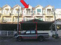 ขายทาวน์เฮ้าส์ 195/73 หมู่บ้านลัลลี่วิลล์ 2 ซอยมังกร-ขันดี ถนนเทพรักษ์ แพรกษา เมืองสมุทรปราการ สมุทรปราการ ขนาด 0000-0-22.3 / 22.3 ตร.ว. ของ ธนาคารทหารไทย