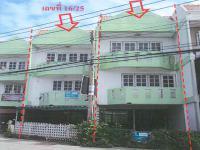 ขายทาวน์เฮ้าส์ 16/25 หมู่บ้านดิอิส ทาวน์โฮม ถนนเทศบาลบำรุง บางปรอก เมืองปทุมธานี ปทุมธานี ขนาด 0000-0-17.0 / 17 ตร.ว. ของ ธนาคารทหารไทย