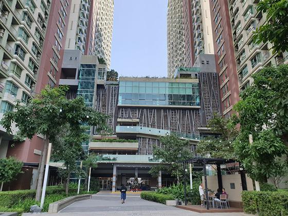 ห้องชุดเลขที่ 14/438 ชั้น 28 อาคารดีทาวเวอร์ ลุมพินี พาร์ค ริเวอร์ไซค์-พระราม 3 บางโพงพาง ยานนาวา กรุงเทพมหานคร