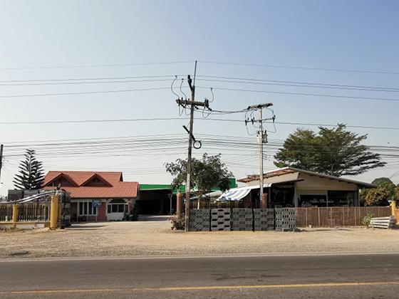 117 หมู่ 2 ถนนสายราษีไศล-ยางชุมน้อย ส้มป่อย ราษีไศล ศรีสะเกษ