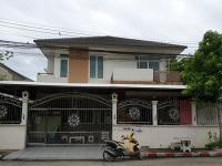ขายบ้าน 114/130 หมู่ 1 ซอยพระแม่มหาการุณย์ 27 หมู่บ้านกฤษณา ติวานนท์ ซอย9 บ้านใหม่ เมืองปทุมธานี ปทุมธานี ขนาด 0000-0-60.0 / 60 ตร.ว. ของ ธนาคารทหารไทย