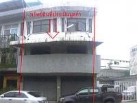 ขายตึกแถว 321, 323 ซอยตลาดเทศบาล 6 ถนนชยางกูร ในเมือง เมืองอุบลราชธานี อุบลราชธานี ขนาด 0000-0-40.3 / 40.3 ตร.ว. ของ ธนาคารทหารไทย