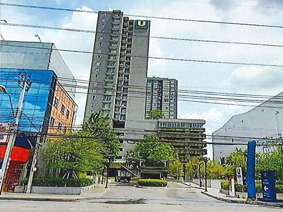 กรรมสิทธิ์ห้องชุดเลขที่ 1/701 อาคารชุด ยู ดีไลท์ รัตนาธิเบศร์ ถนนรัตนาธิเบศร์ บางกระสอ เมืองนนทบุรี นนทบุรี