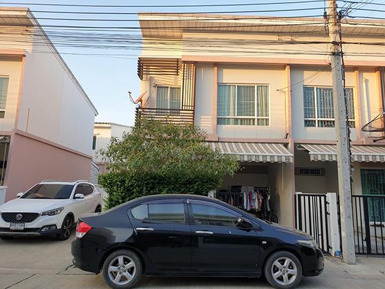 190/291 หมู่บ้านพลีโน่ รัตนาธิเบศร์-ชัยพฤกษ์ ถนนทางหลวงชนบทนนทบุรี (4012) พิมลราช บางบัวทอง นนทบุรี