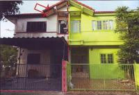 บ้านแฝดหลุดจำนอง ธ.ธนาคารอาคารสงเคราะห์ นาตาขวัญ เมืองระยอง ระยอง