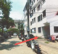 คอนโดหลุดจำนอง ธ.ธนาคารอาคารสงเคราะห์ ท่าทราย เมืองนนทบุรี นนทบุรี