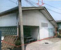 บ้านเดี่ยวหลุดจำนอง ธ.ธนาคารอาคารสงเคราะห์ บางปลา บางเลน นครปฐม