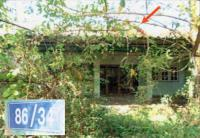 บ้านเดี่ยวหลุดจำนอง ธ.ธนาคารอาคารสงเคราะห์ ทางเกวียน แกลง ระยอง