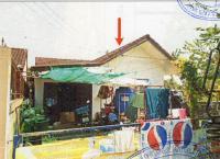 บ้านเดี่ยวหลุดจำนอง ธ.ธนาคารอาคารสงเคราะห์ น้ำคอก เมืองระยอง ระยอง