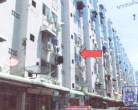 คอนโดหลุดจำนอง ธ.ธนาคารอาคารสงเคราะห์ คลองจั่น บางกะปิ กรุงเทพมหานคร