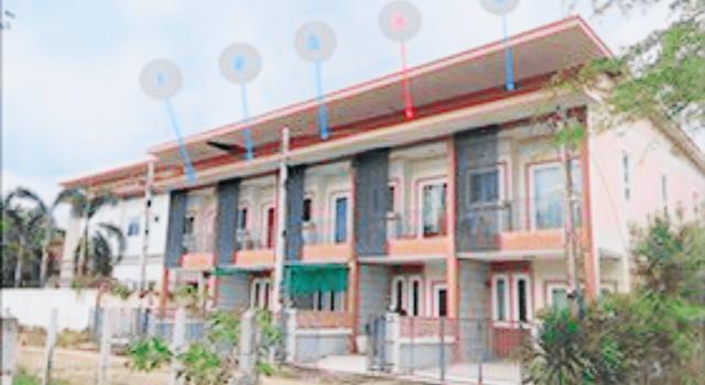 เลขที่ 430/20 อาคาร  ชั้น - หมู่บ้าน คุ้มจอมพล ซอย ไม่มีชื่อ ถนน จอมพลพัฒนา ในเมือง เมืองขอนแก่น ขอนแก่น