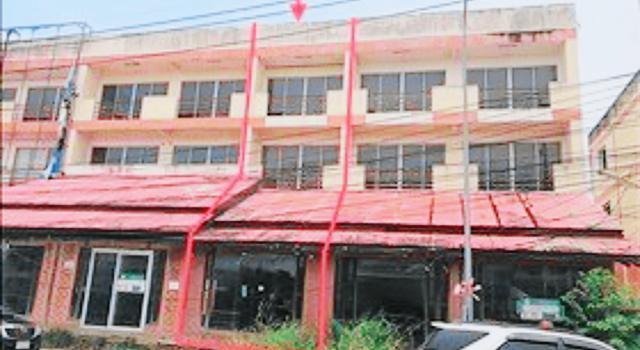 เลขที่ 409/8 อาคาร  ชั้น - หมู่บ้าน - ซอย - ถนน บางละมุง - ระยอง (ทล.36) บางละมุง บางละมุง ชลบุรี