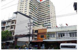 โครงการ สถิตภิรมย์คอนโดทาวน์ [ชั้น 11 อาคาร 1] : 34/1105 ถ.ประชาราฎร์ •สวนใหญ่ •เมืองนนทบุรี •นนทบุรี
