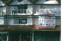 ขายอาคารพาณิชย์ 179/3 หมู่ 6 ถ.เชียงใหม่-ลำพูน(106)กม.8+050 ยางเนิ้ง สารภี เชียงใหม่ ขนาด 0-0-23.7 ของ ธนาคารไทยพาณิชย์