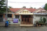 ขายทาวน์เฮ้าส์ โครงการ เจษฎา9 : 60/51 ซ.ในโครงการ ถ.วัดกลางคลองสี่ ลาดสวาย ลำลูกกา ปทุมธานี ขนาด 0-0-22.8 ของ ธนาคารไทยพาณิชย์