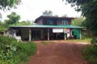 บ้านครึ่งตึกครึ่งไม้หลุดจำนอง ธ.ธนาคารไทยพาณิชย์ กุตาไก้ ปลาปาก นครพนม