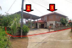 บ้านเลขที่ 65 หมู่ 1 หมู่บ้าน/อาคาร บ้านม่วง ถ. ผาขวาง-ท่าวังผา ศรีภูมิ ท่าวังผา น่าน