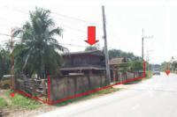 บ้านครึ่งตึกครึ่งไม้หลุดจำนอง ธ.ธนาคารไทยพาณิชย์ แม่ตีบ งาว ลำปาง