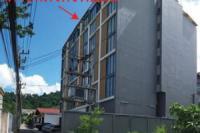ขายห้องชุด/คอนโดมิเนียม ห้องชุดเลขที่ 19/418 ชั้น 6 โครงการ เดอะสแควร์ คอนโดมิเนียม รัษฎา เมืองภูเก็ต ภูเก็ต ขนาด 0-0-30.15 ของ ธนาคารไทยพาณิชย์