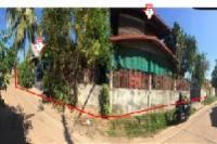 บ้านครึ่งตึกครึ่งไม้หลุดจำนอง ธ.ธนาคารไทยพาณิชย์ เชียงยืน เมืองอุดรธานี อุดรธานี
